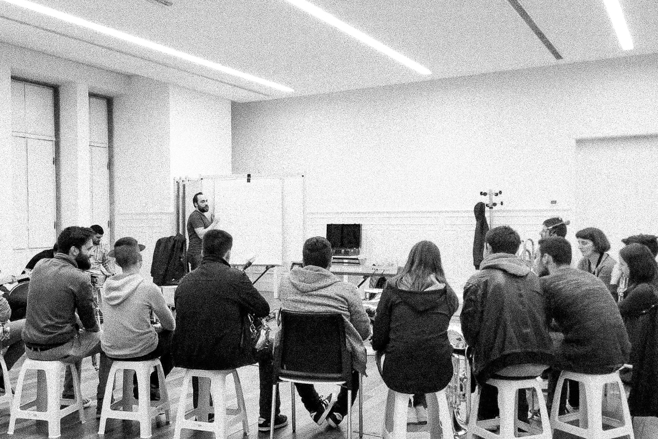 Workshop de Jazz e Improvisação