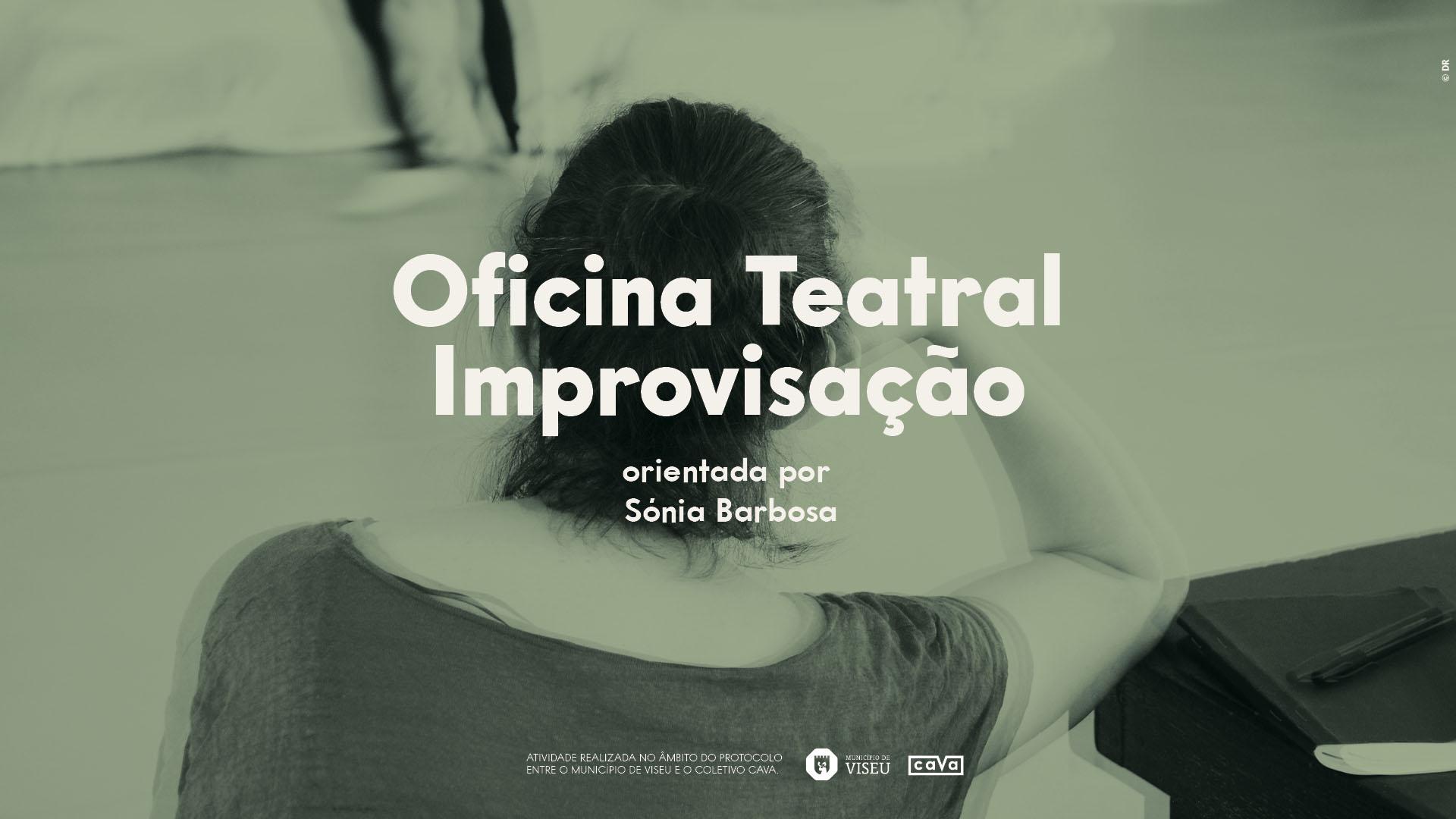 Oficinal Teatral – Improvisação
