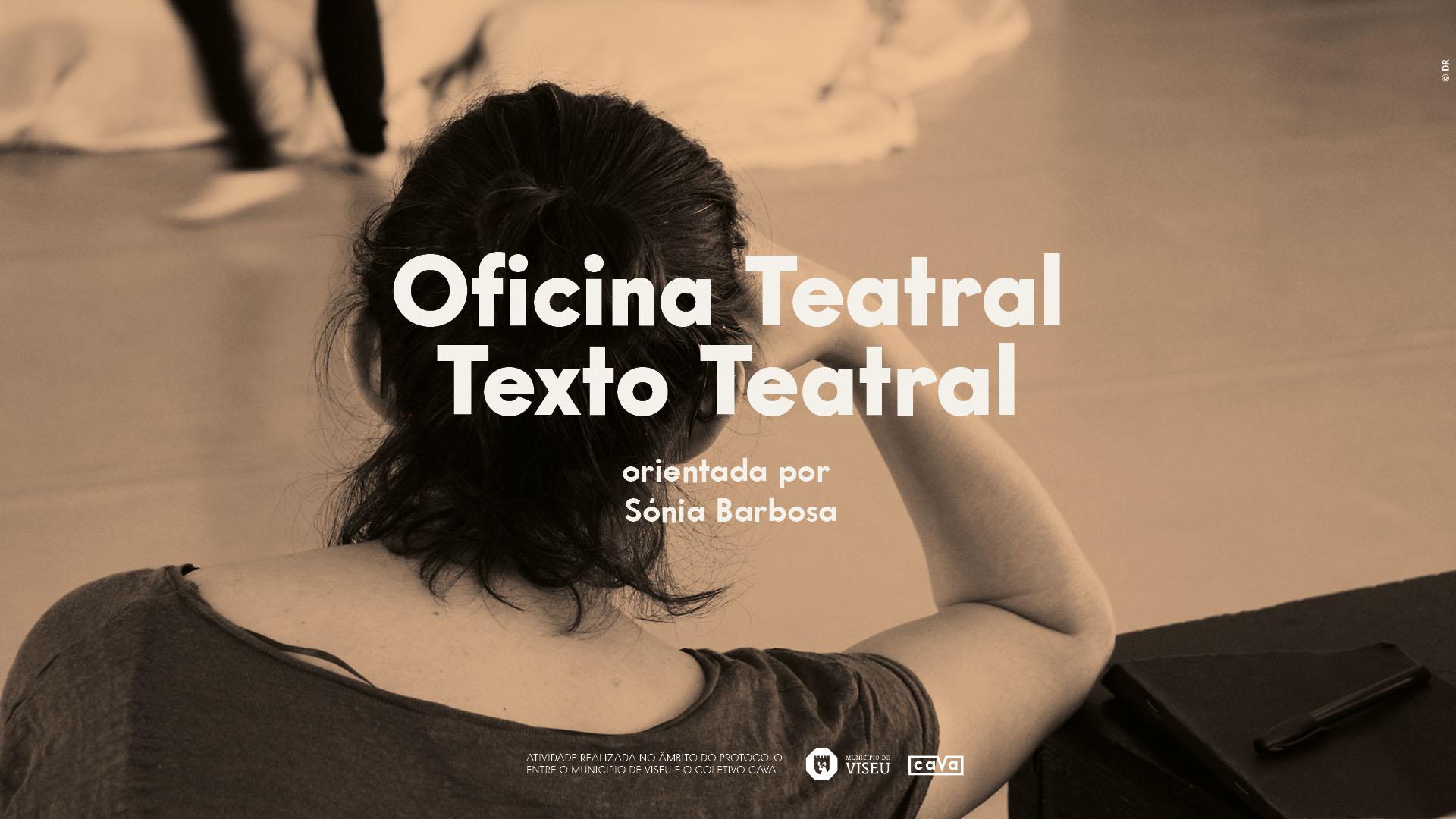 Oficinal Teatral – Texto Teatral