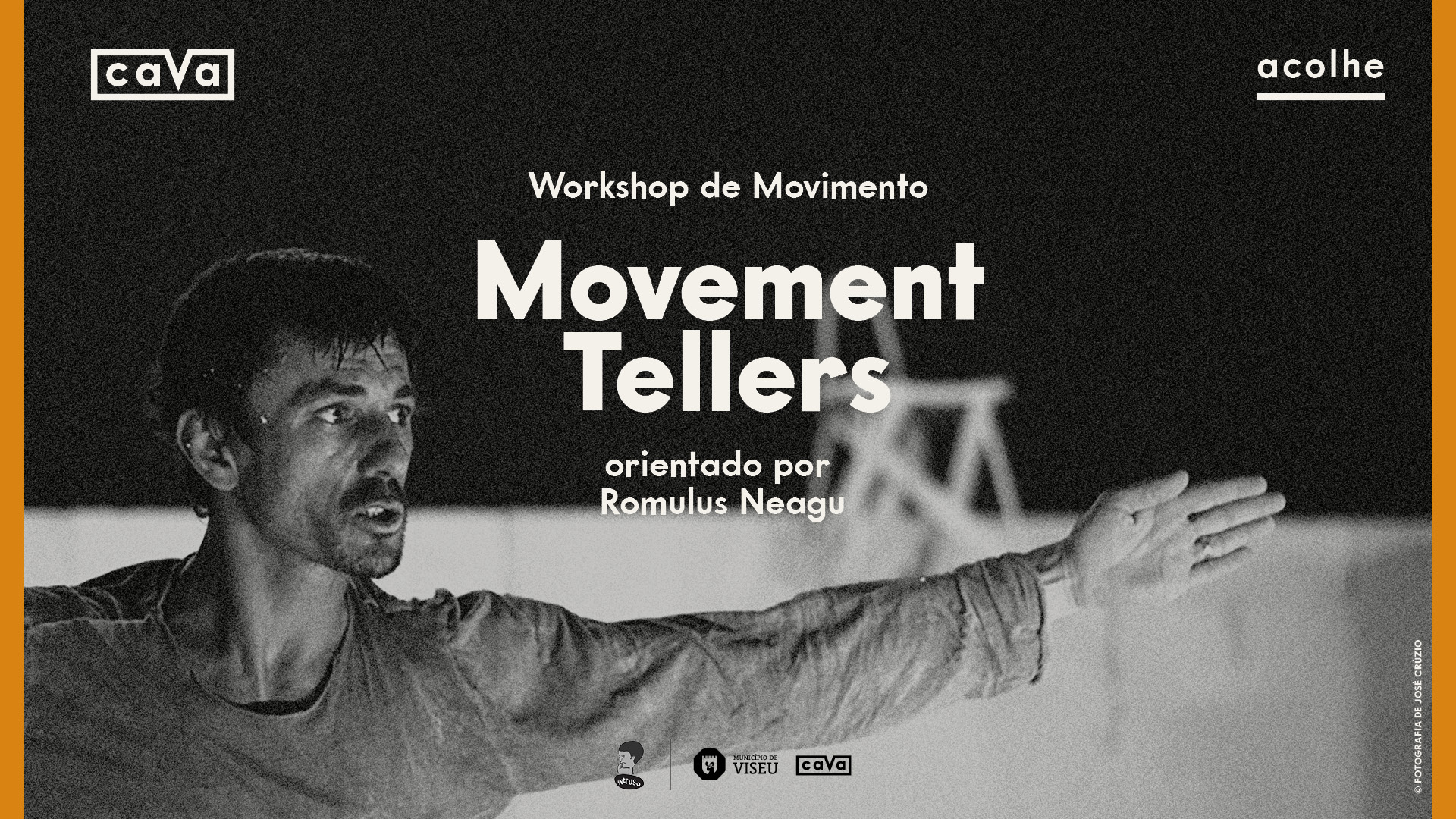 Workshop de movimento: Movement Tellers
