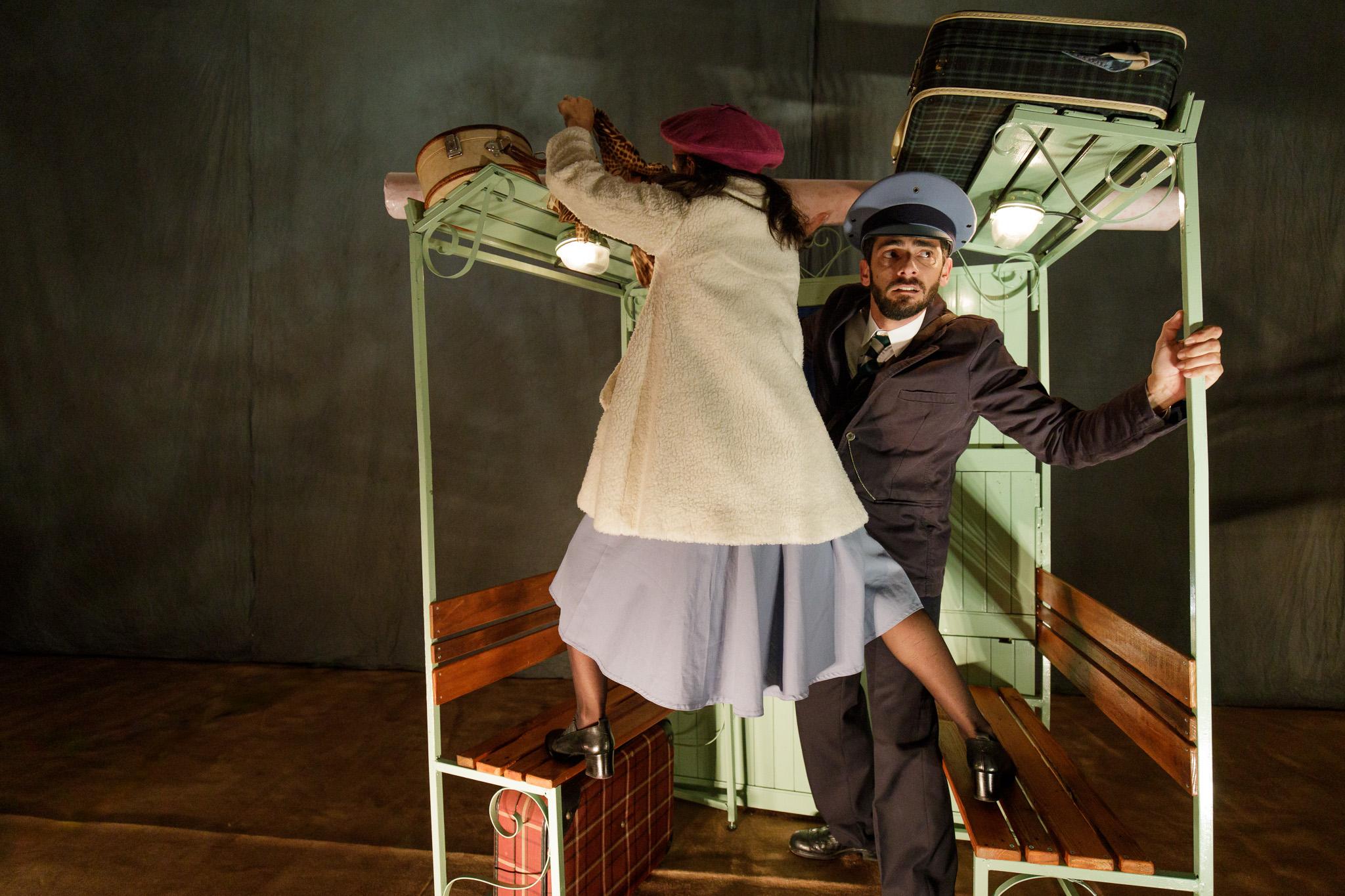 O Meu Amor Virá de Comboio