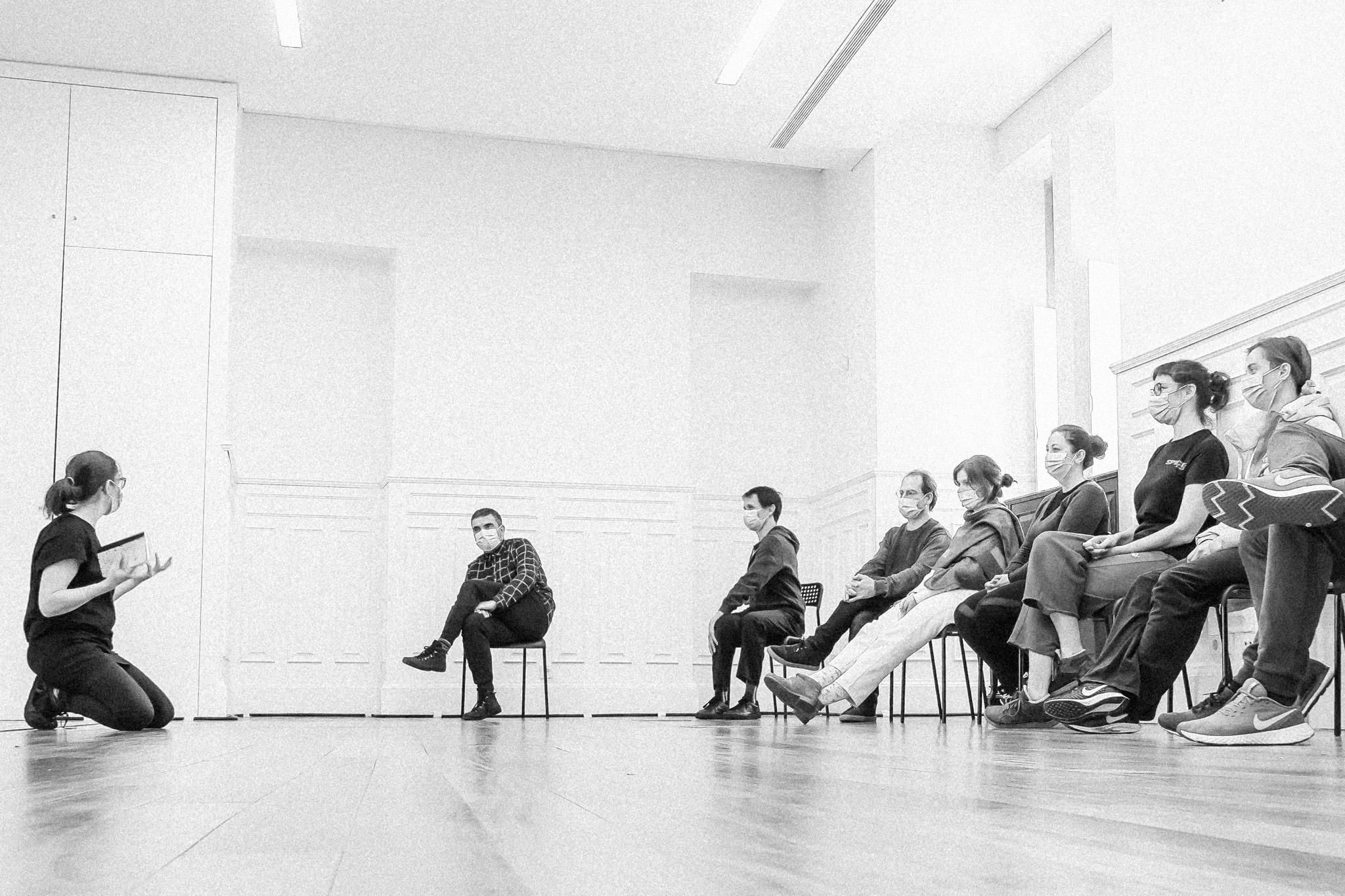 Oficinal Teatral – Improvisação III