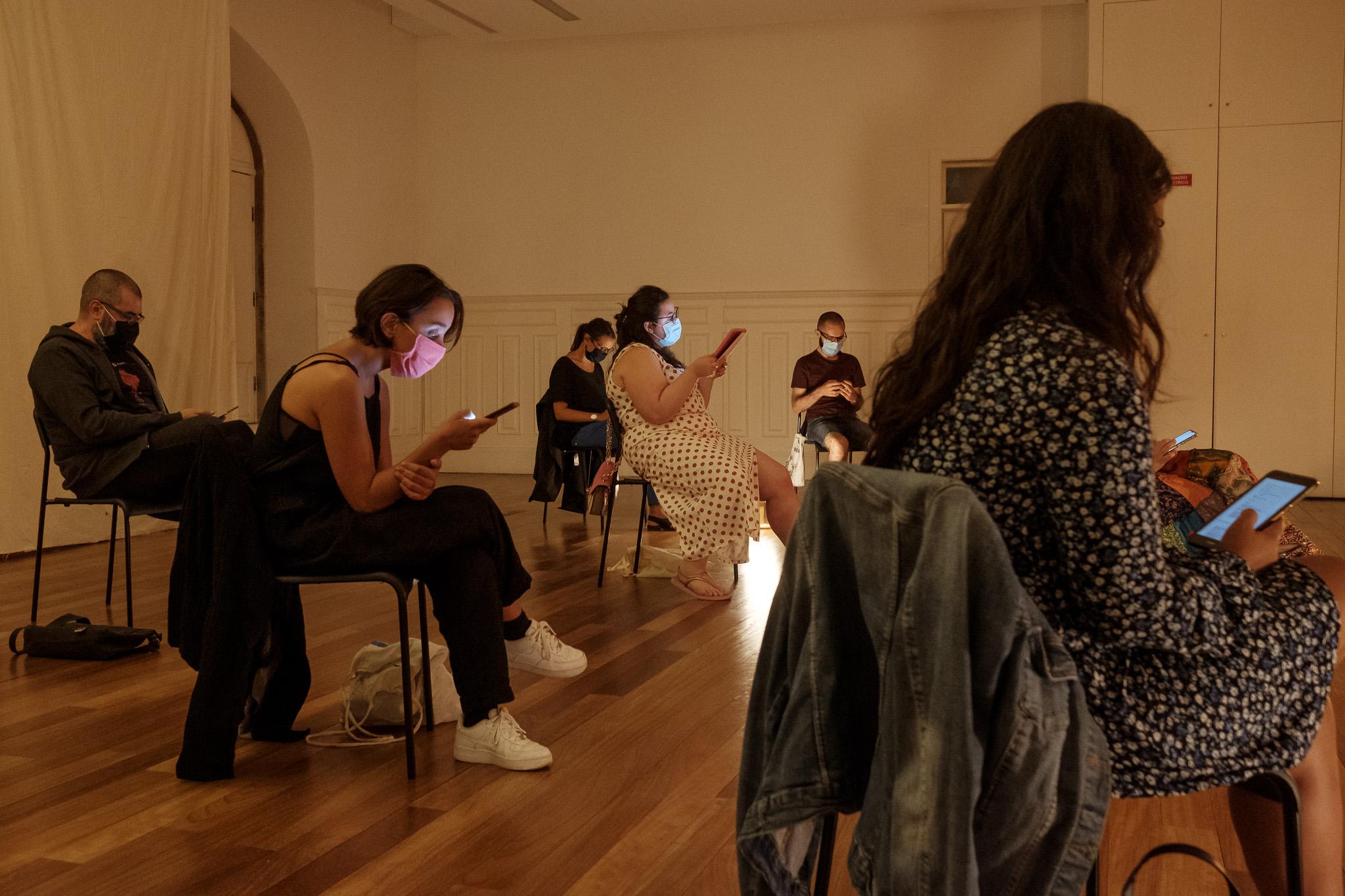 """Clube de Leitura: """"Ruínas"""" de Sarah Kane"""