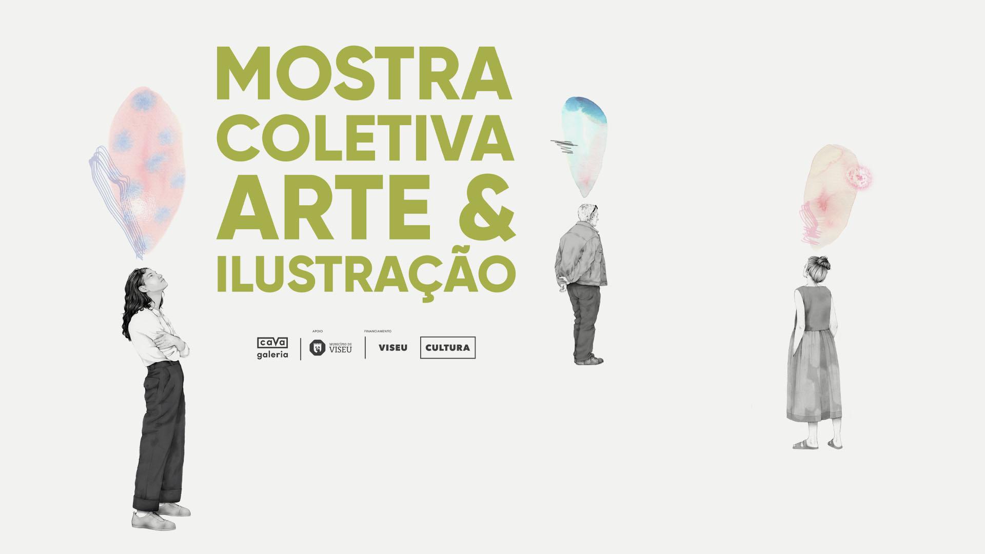 Mostra Coletiva de Arte e Ilustração