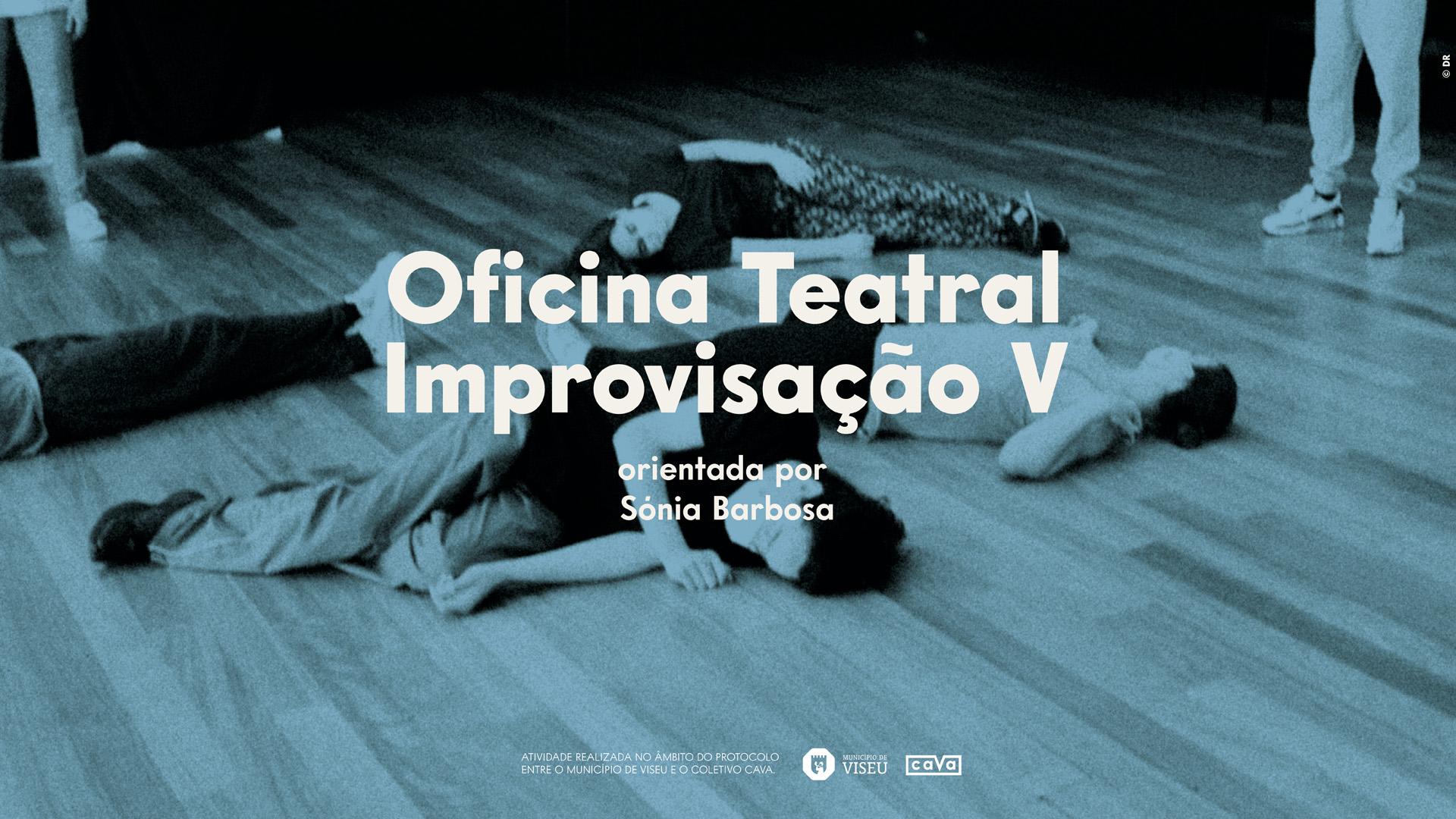 Oficinal Teatral – Improvisação V